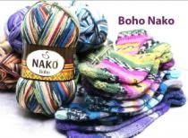 Новое поступление! В продаже появилсь пряжа NAKO Boho!