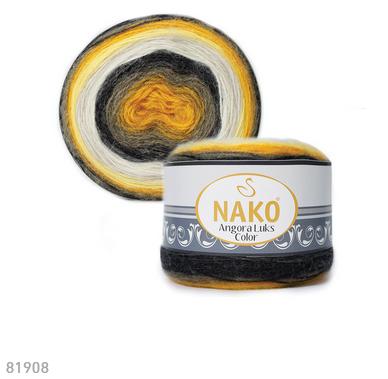 Nako Angora Luks Color 81908