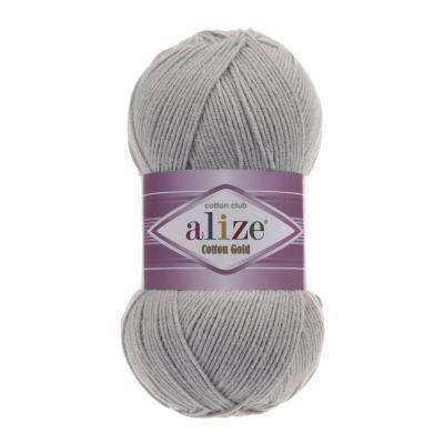 Alize Cotton Gold 21 Светло-серый