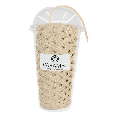Полиэфирный шнур Caramel ваниль
