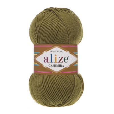 Alize Cashmira 233 Turtle Green (оливковый)