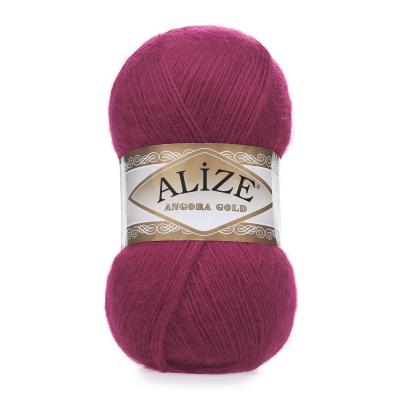 Alize Angora gold 649 Ruby (рубин)