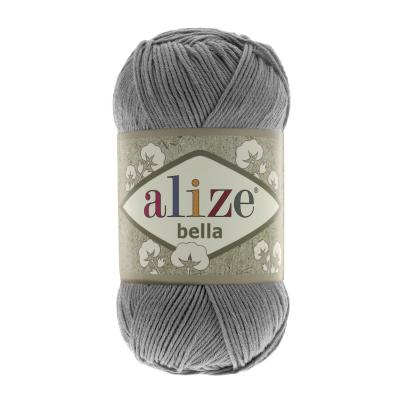 Alize Bella 87 уголек