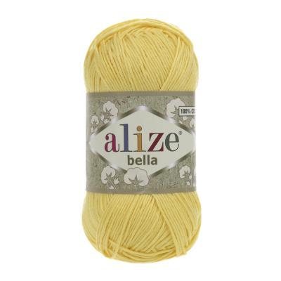 Alize Bella 110 лимонный