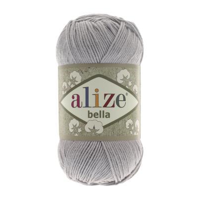Alize Bella 21 серый