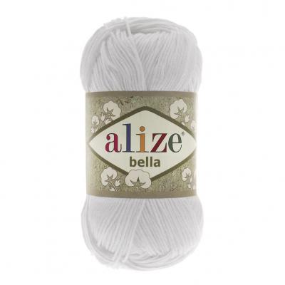 Alize Bella 55 белый