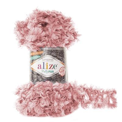 Alize Puffy fur 6102 пудра