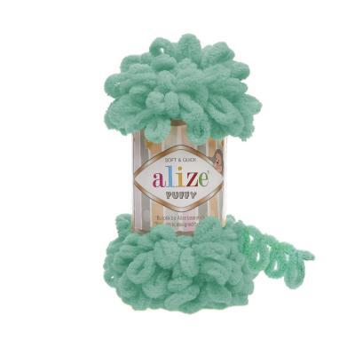 Alize Puffy 490 Aqua (аквамарин)