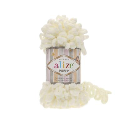 Alize Puffy 62 Light Cream (крем)