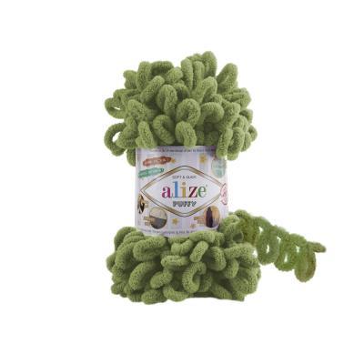 Alize Puffy 485 Green (олива)
