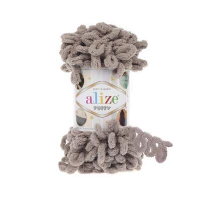 Alize Puffy 268 Stone (молочно-бежевый)