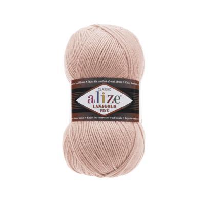 Alize Lanagold fine 161 Powder (пудра)