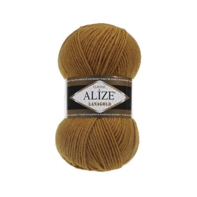 Alize Lanagold 499 Milky Brown (Молочно-коричневый)