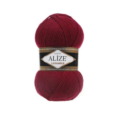 Alize Lanagold 390 Cherry (вишня)