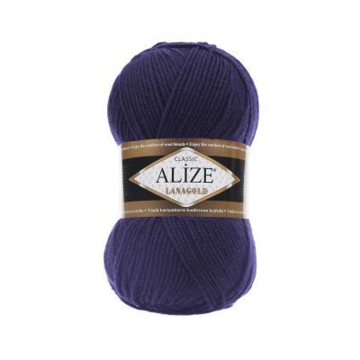 Alize Lanagold 388 Purple (слива)