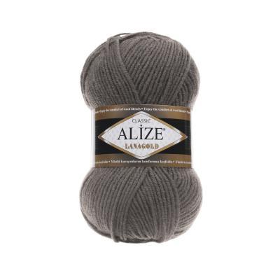 Alize Lanagold 348 Smoky (графит)
